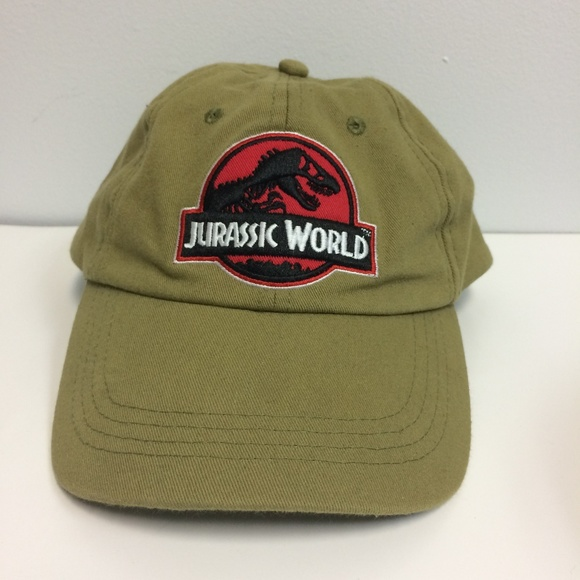 Universal Studios Other - Jurassic World Men's Adjustable Baseball Cap Hat
